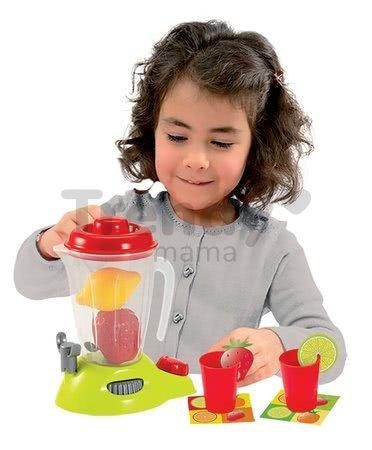 Vaflovač s mixérom a kávovarom Small Household Appliances Écoiffier s vaflami a 24 doplnkov od 18 mes