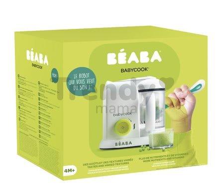 Parný varič a mixér Beaba Babycook® Solo neón od 0 mesiacov