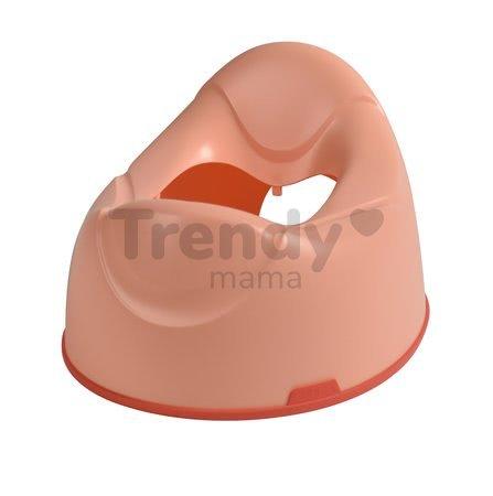 Nočník Beaba ergonomický ružový od 0 mesiacov