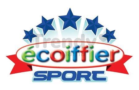 Hra s míčky Écoiffier zelená / červená od 18 měsíců