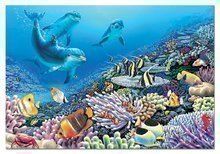 Puzzle Recif de corali Educa 1000 de piese de la vârsta de 12 ani