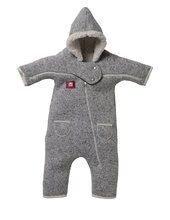 Dojčenská kombinéza Red Castle Snug Combi T-zip šedá 12-24 mesiacov-dvojvrstvový Polar fleece 082808