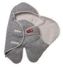 Zavinovačka Red Castle Babynomade Snug šedá 0-6 mesiacov-dvojvrstvový Polar fleece 083408