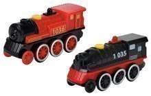 Náhradné diely k vláčkodráhe Train E-Loc 4 WD Eichhorn elektronická lokomotíva so 4 funkciami 11 cm dĺžka od 3 rokov  EH1303