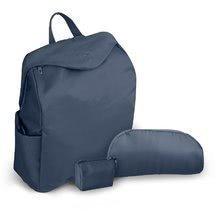 Prebaľovacia taška toTs-smarTrike Posh modrá 3v1 vodeodolná s termoobalom na fľašu a s doplnkami