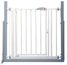 Bezpečnostná zábrana Auto-close Advanced™ Red Castle na dvere a schody 75-82 cm biele 120095