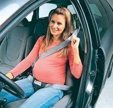 Tehotenský bezpečnostný pás do auta Protectababy® Red Castle 130499
