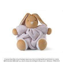 Plyšový zajačik Plume-Natural Rabbit Kaloo 25 cm v darčekovom balení pre najmenších hnedý