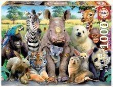 Puzzle It'a Class Photo Educa 1000 dílů od 12 let