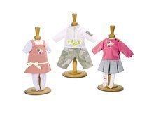 Šaty pre bábiku 42 cm Baby Nurse Smoby 3 druhy