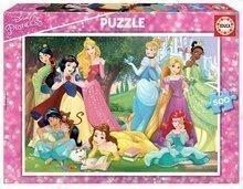 Puzzle Disney Princess 500 dílků a Fix lepidlo od 11 let