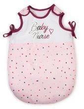 Spací pytel s tečkami Violette Baby Nurse Smoby pro panenku do 42 cm od 18 měsíců