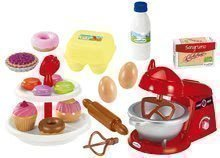 Kuchynský robot Pastries Ecoiffier so zákuskami a 21 doplnkov od 18 mes ECO2522