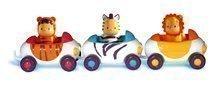 Autíčka Imagin Car Cotoons Smoby 3 kusy od 12 měsíců