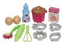 Dětské doplňky na pečení Pro Cook Écoiffier v batohu od 18 měsíců 12 kusů
