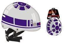 Cască Star Wars Mondo 52-56 circumferinţa capului alb-albastru