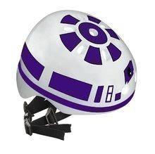 Cască Star Wars Mondo 52-56 alb-negru