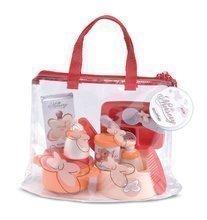 Přebalovací souprava pro panenku Nursery Écoiffier v tašce od 18 měsíců s doplňky