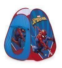 Stan Spiderman Pop Up Mondo s okrouhlou taškou červenou