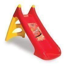Skluzavka pro děti Auta Smoby Toboggan XS s vodou délka 90 cm od 24 měsíců