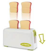 Dětský toaster Mini Tefal Express Smoby bílý