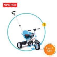 Trojkolka Fisher-Price Charm Touch Steering smarTrike od 12 mesiacov modrá