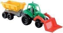 Dětský traktor Picnic Écoiffier s vlečkou délka 52 cm od 18 měsíců