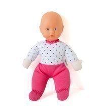 Bábika malá Petit Bebe Nursery Écoiffier 20 cm v ružových dupačkách od 18 mes