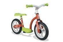 Bicicletă fără pedale Learning Bike Smoby cu scaun reglabil luni roşu-galben de la 24 luni