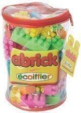 Dětské kostky Abrick Écoiffier v tašce 50 dílů od 18 měsíců