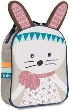 Batoh zajac Kids Lunch Box Bunny toT's-smarTrike na rameno z neoprénu