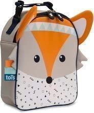 Batoh líška Kids Lunch Box Fox toT's-smarTrike na rameno z neoprénu