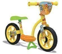 Bicicletă Lion Guard Learning Bike Comfort Smoby educativă de la 24 luni