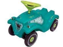 Maşinuţă babytaxiu Little Star BIG Bobby Car Classic cu claxon turcoaz de la 12 luni