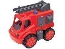 Hasičské auto pre deti Power BIG dĺžka 31 cm od 2 rokov červené