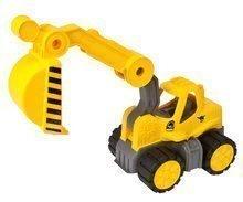 Bager pre deti Power BIG veľký pracovný stroj dĺžka 67 cm od 2 rokov žltý