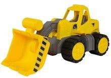Detský nakladač Power BIG pracovný stroj dĺžka 47 cm od 2 rokov žltý