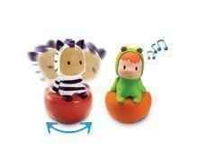 Figurka Cotoons Rolly Polys Smoby pro kojence od 6 měsíců Moki/Wabap/Punky