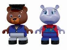 Figurky AquaPlay hrošice Wilma a kapitán medvěd Bo kompatibilní s Duplo 2 kusy od 3 let