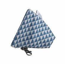 Obal pro dudlík Beaba – Play Print modrý 911593