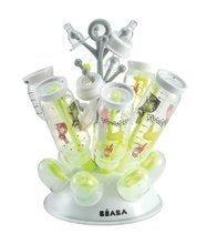 Scurgător de biberoane Beaba Copac neon