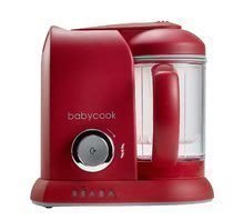 Parný varič a mixér Beaba Babycook® bordový 912422