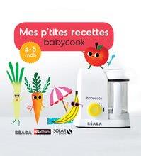 Kuchárska kniha Beaba ilustrovaná od 4-6 mesiacov - French verzia 912555