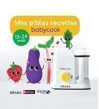 Carte de bucate Beaba cu ilustraţii pentru vârsta cuprinsă între 13-24 luni în limba franceză 912558