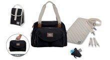 Přebalovací taška ke kočárku Beaba Geneva II New černá 940223