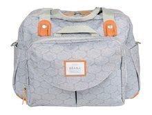 Prebaľovacia taška ku kočíku Beaba Geneva II Tiny Clouds BE940258