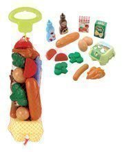 Dětské potraviny do kuchyňky Bubble Cook Écoiffier v síťce od 18 měsíců