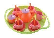 Dětská čajová sada Bubble Cook Écoiffier od 18 měsíců s 18 doplňky