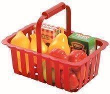 Dětský košík s ovocem a zeleninou Écoiffier malý od 18 měsíců