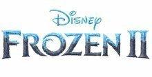 Kočárek hluboký Ledové království Frozen Pram Smoby pro 42 cm panenku s pohyblivou stříškou výška rukojeti 58 cm od 18 měsíců